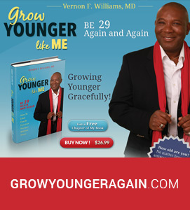 Grow Younger Like Me